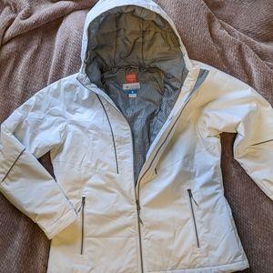 🏔️White columbia snow jacket 🏔️
